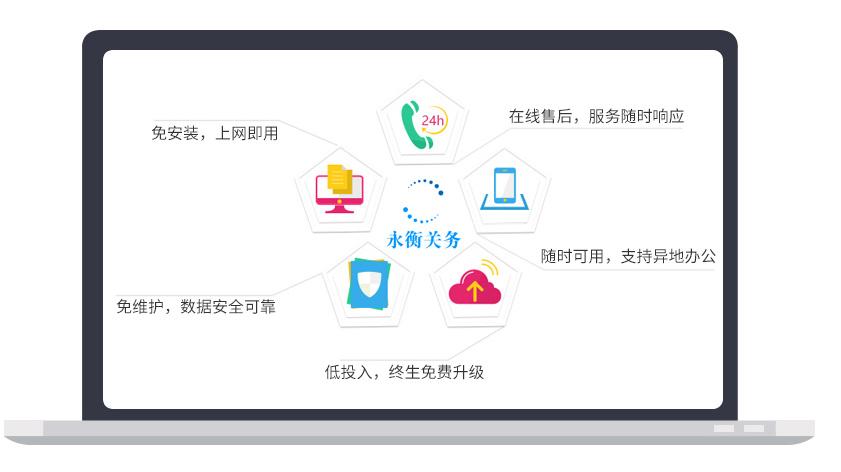 永衡关务_报关统计管理软件