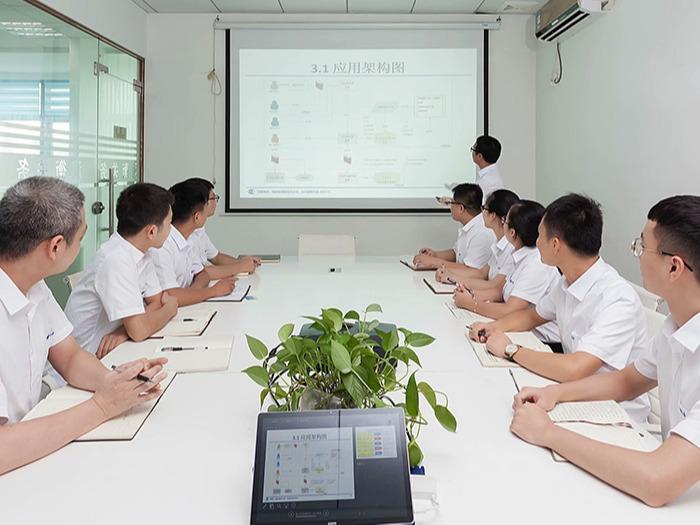 永衡关务-办公会议